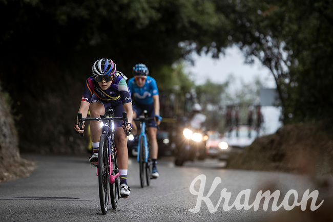 Jessica Pratt (AUS/Canyon SRAM Racing)<br /> <br /> 7th La Course by Le Tour de France 2020<br /> 1 day race from Nice to Nice 96km<br /> ©kramon