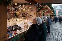 mercati di natale a Lubecca,Germania, Lübeck,Schleswig-Holstein, Germany