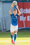 20.02.2021, xtgx, Fussball 3. Liga, FC Hansa Rostock - SV Waldhof Mannheim, v.l. Nico Neidhart (Hansa Rostock, 7) beim Einwurf<br /> <br /> (DFL/DFB REGULATIONS PROHIBIT ANY USE OF PHOTOGRAPHS as IMAGE SEQUENCES and/or QUASI-VIDEO)<br /> <br /> Foto © PIX-Sportfotos *** Foto ist honorarpflichtig! *** Auf Anfrage in hoeherer Qualitaet/Aufloesung. Belegexemplar erbeten. Veroeffentlichung ausschliesslich fuer journalistisch-publizistische Zwecke. For editorial use only.