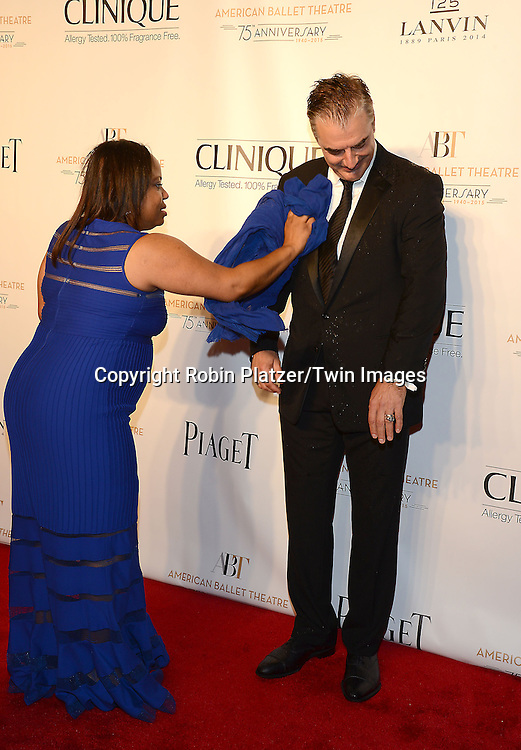 Chris Noth attends the Opening Night of American Ballet Theatre 2014 Fall Gala on October 22,2014 at the David Koch Theater at Lincoln Center in New York City. <br /> <br /> photo by Robin Platzer/Twin Images<br />  <br /> phone number 212-935-0770