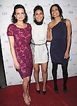 Carla Gugino,Emmanuelle Chriqui and Rosari Dawson attends the Shangri-La Entertainment and Gato Negro Films' Girl Walks Into a Bar premiere held at The Arclight Theatre in Hollywood, California on March 07,2011                                                                               © 2010 DVS / Hollywood Press Agency