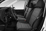 Front seat view of 2019 Mercedes Benz Vito Select 4 Door Car Van Front Seat  car photos