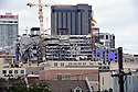 The Hard Rock Hotel partially collapses while under construction, killing three workers and sending 30 injured to the hospital.