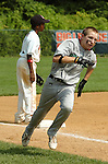 Joey Cooper of Bakersfield rounds third base during the Bakersfield v Maryland game Monday afternoon during the 2009 Cal Ripken World Series
