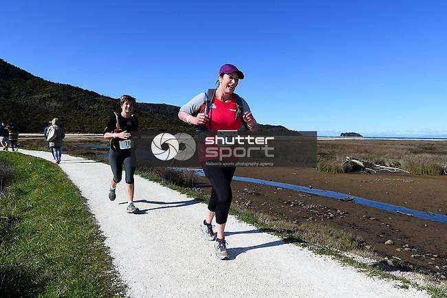 NELSON, NEW ZEALAND - SEPTEMBER 26: 2015 Abel Tasman Coastal Classic. Abel Tasman National Park on September 26, 2015 in Nelson, New Zealand. (Photo by: Chris Symes Shuttersport Limited)