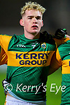 Conor Horan, Kerry during the Munster Minor Semi-Final between Kerry and Cork in Austin Stack Park on Tuesday evening.
