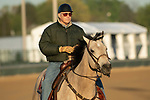 LOUISVILLE, KY - MAY 1: 82 year old Trainer D. Wayne Lukas at Churchill Downs on May 1, 2018 in Louisville, Kentucky. (Photo by Eric Patterson/Eclipse Sportswire/Getty Images)