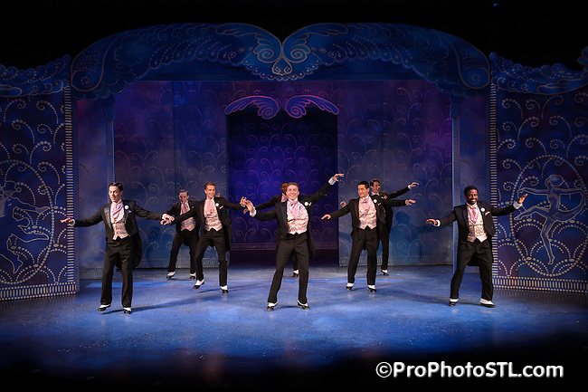 My One and Only presented by STAGES St. Louis at Robert G. Reim Theatre in Kirkwood, MO on Sept 6, 2012.