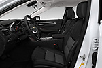 Front seat view of 2019 Chevrolet Impala 1LT Door Sedan Front Seat  car photos
