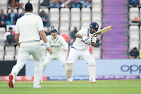 Rishabh Pant, India caught on the pads and ruled not out during India vs New Zealand, ICC World Test Championship Final Cricket at The Hampshire Bowl on 20th June 2021