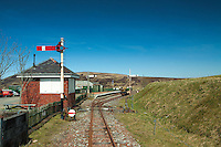 Signal Station, Leadhills Wanlockhead Railway, Leadhills, South Lanarkshire