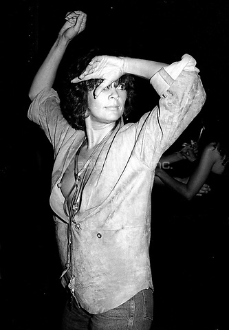 1978 <br /> New York City<br /> Ali McGraw at Studio 54<br /> Credit: Adam Scull-PHOTOlink/MediaPunch