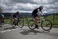 Tayler Wiles (USA/Trek Segafredo) up the Côte de La Redoute.<br /> <br /> 3th Liège-Bastogne-Liège-Femmes 2019 (1.WWT)<br /> 1 Day Race: Bastogne – Liège 138,5km<br /> <br /> ©kramon