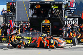 Monster Energy NASCAR Cup Series<br /> Pennzoil 400<br /> Las Vegas Motor Speedway, Las Vegas, NV USA<br /> Sunday 4 March 2018<br /> Martin Truex Jr., Furniture Row Racing, Toyota Camry Bass Pro Shops/5-hour ENERGY pit stop<br /> World Copyright: Russell LaBounty<br /> NKP / LAT Images