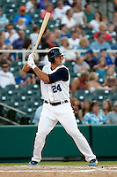 Drew Locke - Corpus Christi Hooks.2009 Texas League All-Star game held at Dr. Pepper Ballpark, Frisco, TX - 07/01/2009. The game was won by the North Division, 2-1..Photo by:  Bill Mitchell/Four Seam Images