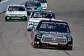 #18: Christian Eckes, Kyle Busch Motorsports, Toyota Tundra Safelite AutoGlass