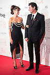 """Spanish actress Penélope Cruz with spanish director Julio Medem attends to the premiere of """"Ma Ma"""" at Capitol Cinemas in Madrid, Spain. September 09, 2015. <br /> (ALTERPHOTOS/BorjaB.Hojas)"""