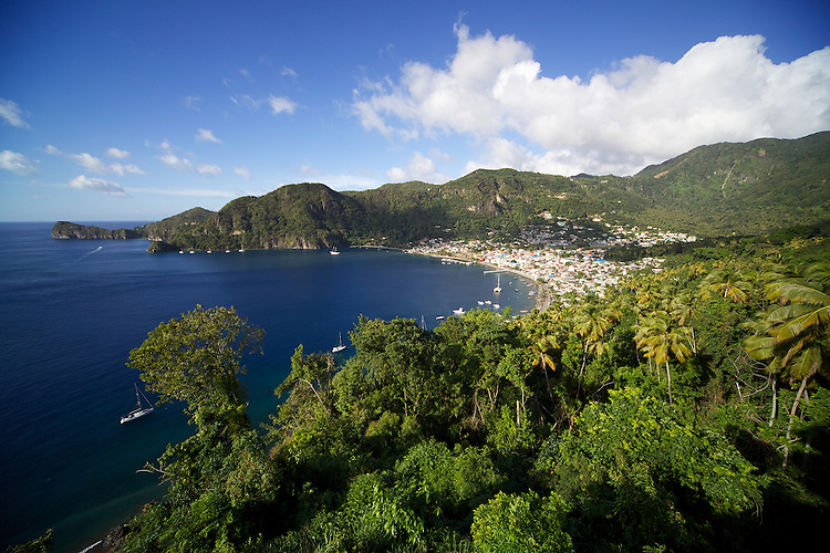 Coconut Bay, St Lucia