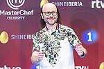 Santiago Segura attends to presentation of 'Master Chef Celebrity' during FestVal in Vitoria, Spain. September 06, 2018. (ALTERPHOTOS/Borja B.Hojas)