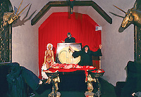 Castle Dracula in Wildwood, NJ 1969 Chamber of Horrors Room