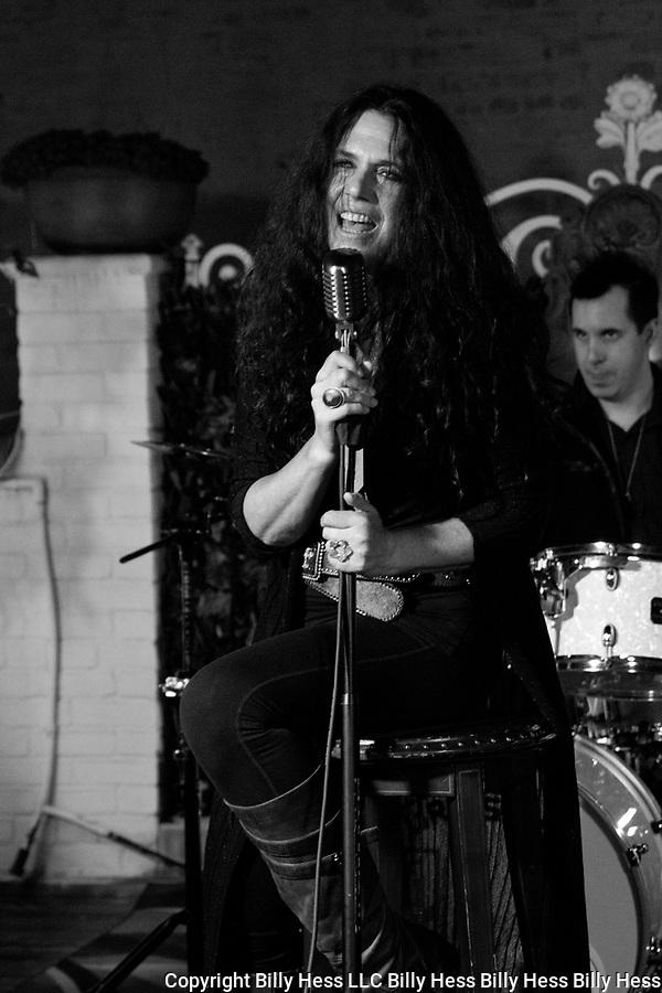 SOHO AT NIGHT New York Blues Hall of Fame member Sari Schorr