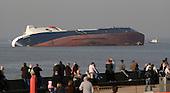 2008-02-10 Riverdance Ferry Beached