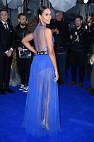 Rochelle Humes<br /> arriving for the Global Awards 2018 at the Apollo Hammersmith, London<br /> <br /> ©Ash Knotek  D3384  01/03/2018