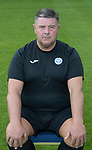 St Johnstone FC Season 2017-18 Photocall<br />George Browning U20 GK Coach<br />Picture by Graeme Hart.<br />Copyright Perthshire Picture Agency<br />Tel: 01738 623350  Mobile: 07990 594431
