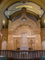 Synagoge von Subotica, Vojvodina, Serbien, Europa<br /> Synagogue, Subotica, Vojvodina, Serbia, Europe