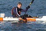 La Conner, Swinomish Channel, open water race, Sound Rowers Open Water Rowing and Paddling Club, Washington State, Pacific Northwest,  USA, Dan Wakeland, HPK1,