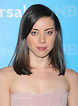 Aubrey Plaza attends  NBCUNIVERSAL PRESS TOUR ALL-STAR PARTY held at THE ATHENAEUM in Pasadena, California on January 06,2011                                                                   Copyright 2012  Hollywood Press Agency