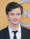 Chris Colfer at the 17th Screen Actors Guild Awards held at The Shrine Auditorium in Los Angeles, California on January 30,2011                                                                               © 2010 DVS/ Hollywood Press Agency