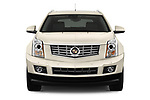 Straight front view of a 2013 Cadillac SRX