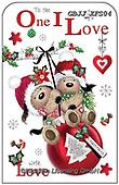 Jonny, CHRISTMAS ANIMALS, WEIHNACHTEN TIERE, NAVIDAD ANIMALES, paintings+++++,GBJJXFS04,#xa#