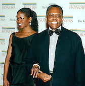 Washington, D.C. - December 2, 2006 -- Arthur Mitchell and Andrea Long arrive for the State Department Dinner for the 29th Kennedy Center Honors dinner at the Department of State in Washington, D.C. on Saturday evening, December 2, 2006.  Andrew Lloyd Webber, Zubin Mehta, Dolly Parton, Smokey Robinson and Stephen Spielberg are being honored in 2006 for their contribution to American culture..Credit: Ron Sachs / CNP