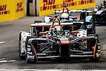 Jerome D.Ambrosio of Faraday Future Dragon Racing  during the first race of the FIA Formula E Championship 2016-17 season HKT Hong Kong ePrix at the Central Harbourfront Circuit on 9 October 2016, in Hong Kong, China. Photo by Victor Fraile / Power Sport Images