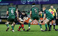 27th December 2020 | Connacht  vs Ulster <br /> <br /> Marty Moore during the Guinness PRO14 match between Connacht and Ulster at The Sportsground in Galway. Photo by John Dickson/Dicksondigital