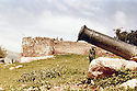 Iraq 1963 .The fort of Koysanjak.Irak 1963.Le fort de Koysanjak