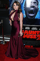 """LOS ANGELES, CA, USA - APRIL 16: Kirsty Hill at the Los Angeles Premiere Of Open Road Films' """"A Haunted House 2"""" held at Regal Cinemas L.A. Live on April 16, 2014 in Los Angeles, California, United States. (Photo by Xavier Collin/Celebrity Monitor)"""