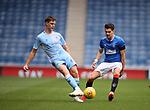 25.07.2020 Rangers v Coventry City: Dom Hyam and Ianis Hagi