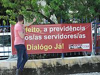 15/06/2021 - ATO CONTRA A REFORMA DA PREVIDENCIA NA PREFEITURA DE RECIFE