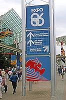 Vancouver: EXPO '86--Graphics. Photo '86.
