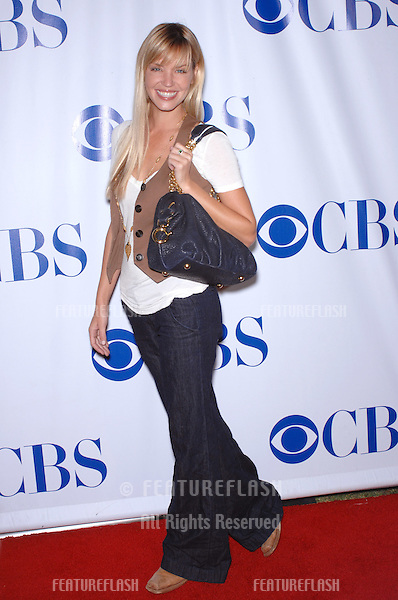 """Jericho star Ashley Scott at the CBS Summer Press Tour """"Stars Party 2007"""" on the Wadsworth Theatre Great Lawn..July 20, 2007  Los Angeles, CA.Picture: Paul Smith / Featureflash"""