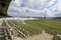 General view of the ground ahead of Day Four of Warwickshire CCC vs Essex CCC, LV Insurance County Championship Group 1 Cricket at Edgbaston Stadium on 25th April 2021