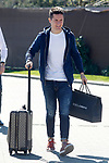 Spain's Ander Herrera arrives to the national football team stage. March 20,2017.(ALTERPHOTOS/Acero)