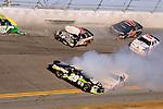 Feb 7, 2009; 5:12:11 PM; Daytona Beach, FL, USA; ARCA Remax Series Event 1 for the Lucas Oil Slick Mist 200 at Daytona International Speedway.  Mandatory Credit: (thesportswire.net)