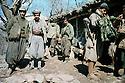Iraq 1988?.In a base, peshmergas of PUK.Irak 1988?.Des peshmergas se reposent dans une base de l'UPK