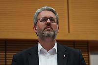 Staatssekretär Patrick Burghardt (CDU) enttäuscht - Gross-Gerau 26.09.2021: Ergebnisse Bundestagswahl im Kreistag