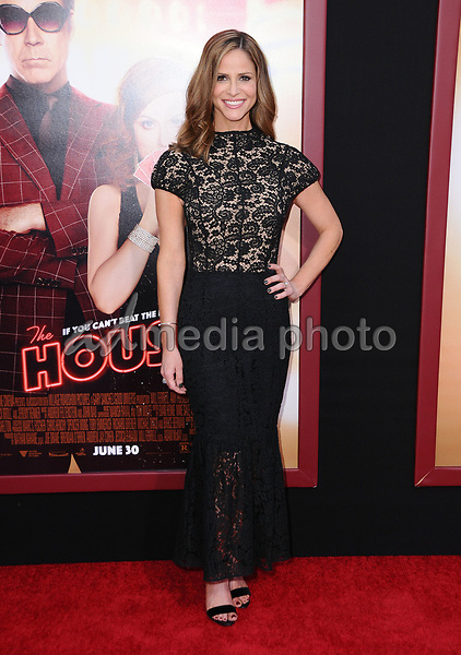 """26 June 2017 - Hollywood, California - Andrea Savage. """"The House"""" Los Angeles Premiere held at the TCL Chinese Theatre in Hollywood. Photo Credit: Birdie Thompson/AdMedia"""