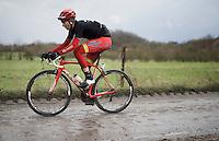Olivier Pardini (BEL/Wallonie-Bruxelles)<br /> <br /> GP Samyn 2016